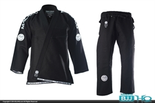 Today on BJJHQ Macaco Branco Black Gi - $80
